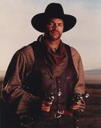 Sinbad - Sinbad Posed in Cow Boy Outfit Portrait