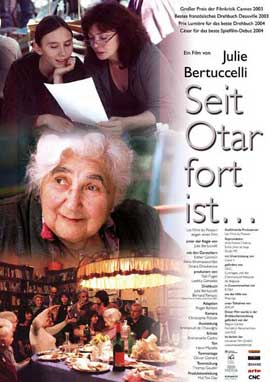 Since Otar Left - 11 x 17 Movie Poster - German Style A