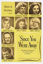 Since You Went Away - 11 x 17 Movie Poster - Style B