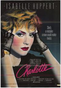 Sincerely Charlotte - 27 x 40 Movie Poster - Style A