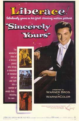 Sincerely Yours - 11 x 17 Movie Poster - Style A