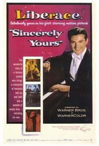 Sincerely Yours - 27 x 40 Movie Poster - Style A