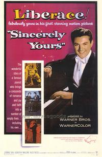 Sincerely Yours - 43 x 62 Movie Poster - Bus Shelter Style A