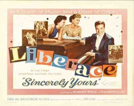 Sincerely Yours - 22 x 28 Movie Poster - Half Sheet Style A