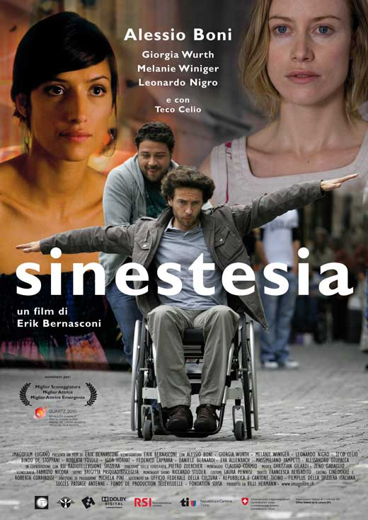 Sinestesia movie