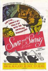 Sing and Swing - 11 x 17 Movie Poster - Style A