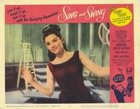 Sing and Swing - 11 x 14 Movie Poster - Style F