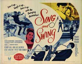 Sing and Swing - 11 x 14 Movie Poster - Style A