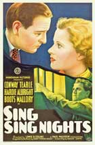 Sing Sing Nights - 11 x 17 Movie Poster - Style A