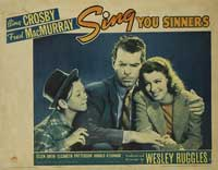 Sing You Sinners - 11 x 14 Movie Poster - Style F