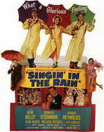 Singin' in the Rain - 11 x 17 Movie Poster - Style E