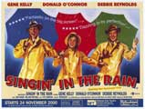 Singin' in the Rain - 27 x 40 Movie Poster - Foreign - Style A