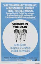 Singin' in the Rain - 11 x 17 Movie Poster - Style I