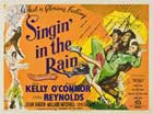 Singin' in the Rain - 11 x 14 Poster UK Style A