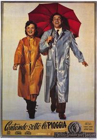 Singin' in the Rain - 11 x 17 Poster - Foreign - Style A
