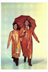 Singin' in the Rain - 27 x 40 Movie Poster - Style C