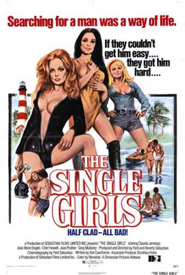 Single Girls - 27 x 40 Movie Poster - Style A