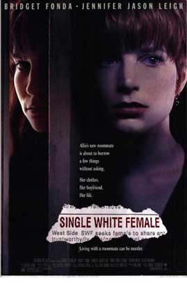 Single White Female - 11 x 17 Movie Poster - Style A