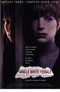 Single White Female - 27 x 40 Movie Poster - Style A