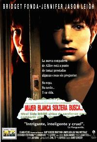 Single White Female - 27 x 40 Movie Poster - Spanish Style A