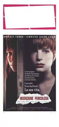 Single White Female - 13 x 28 Movie Poster - Italian Style A