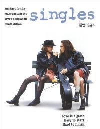 Singles - 27 x 40 Movie Poster - Korean Style A