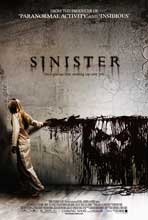 Sinister - DS 1 Sheet Movie Poster - Style A
