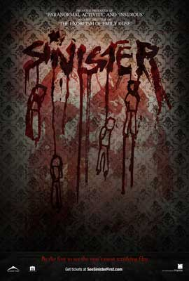 Sinister - 27 x 40 Movie Poster - Style A