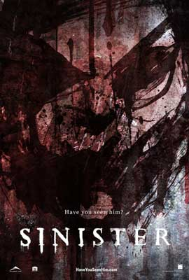 Sinister - 27 x 40 Movie Poster - Style B