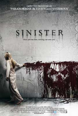 Sinister - 27 x 40 Movie Poster - Style C