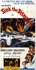 Sink the Bismarck! - 20 x 40 Movie Poster - Style A