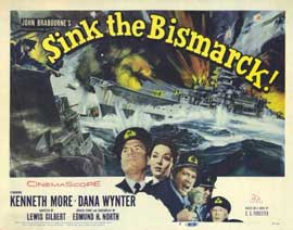 Sink the Bismarck - 11 x 14 Movie Poster - Style A