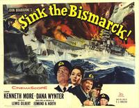Sink the Bismarck - 11 x 14 Movie Poster - Style C