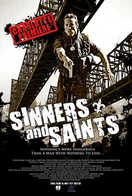 Sinners & Saints - 43 x 62 Movie Poster - Bus Shelter Style A