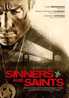 Sinners & Saints - 11 x 17 Movie Poster - Style B