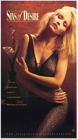 Sins of Desire - 27 x 40 Movie Poster - Style A