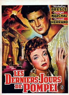 Sins of Pompeii - 27 x 40 Movie Poster - Belgian Style A