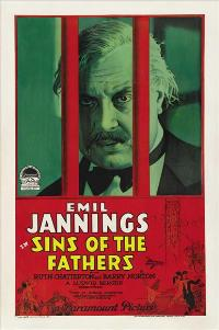 Sins of the Fathers - 27 x 40 Movie Poster - Style A