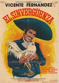 Sinverg�enza, El - 11 x 17 Movie Poster - Spanish Style A
