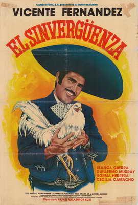 Sinverg�enza, El - 27 x 40 Movie Poster - Spanish Style A