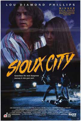 Sioux City - 27 x 40 Movie Poster - Style A