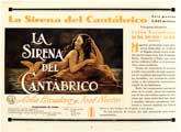 Sirena del Cantabrico, La - 11 x 17 Movie Poster - Spanish Style A