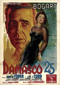 Sirocco - 11 x 17 Movie Poster - Italian Style A