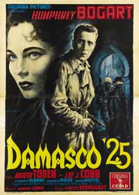 Sirocco - 43 x 62 Movie Poster - Italian Style A