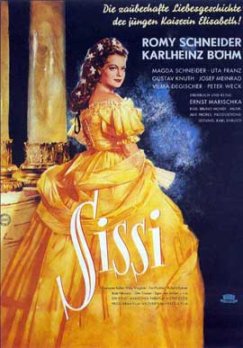 Sissi - 27 x 40 Movie Poster - German Style A