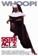 Sister Act 2: Back in the Habit - 11 x 17 Movie Poster - Style A