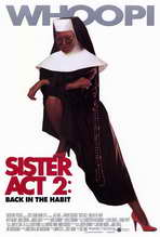 Sister Act 2: Back in the Habit - 27 x 40 Movie Poster - Style A
