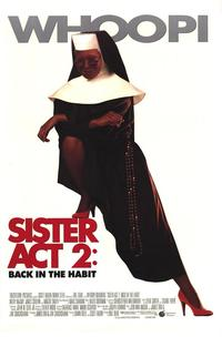Sister Act 2: Back in the Habit - 43 x 62 Movie Poster - Bus Shelter Style A