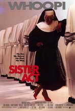 Sister Act - 27 x 40 Movie Poster - Style D