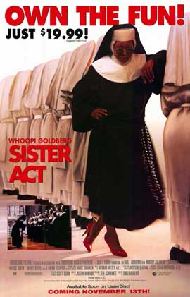 Sister Act - 11 x 17 Movie Poster - Style A